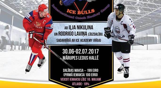 Hockey Camp ICE BULLS Čehijā